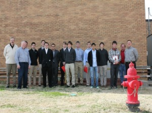 STEM Students from the University of Alabama