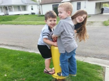 Hydrant Jungle Gym