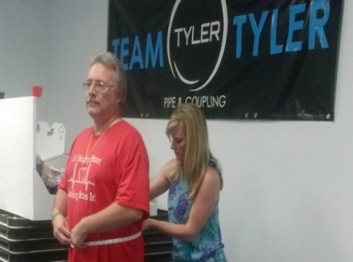 Tyler Pipe Right Stuff Challenge