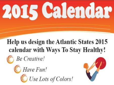 Atlantic States Calendar Contest 2015