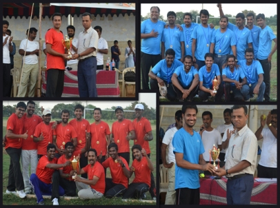 MSPL Cricket Tournament Collage