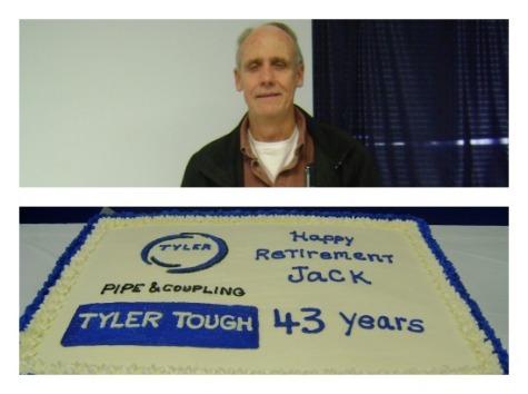 Jack Terrill 43 Years