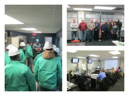 McWane Ductile Ohio Hosts OSHA SGE Classes