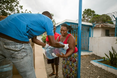 WaterHealth Centre in Liberia (Courtesy of Audra Melton Photography)