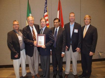McWane Awarded by AFS