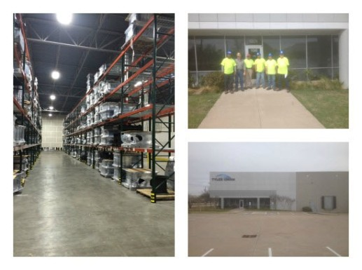 Tyler Union New Distribution Center