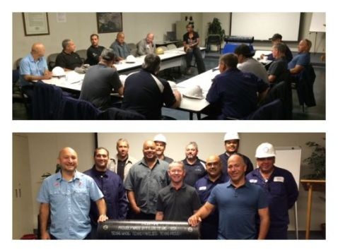 2015 Plumbing Group Meeting at Tyler Pipe