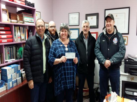CP 2018 Romero House Donation