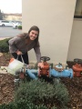 Clow Valve Products Spotted in Danville,California