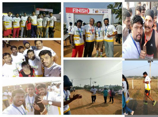 MIPL 2018 Marathon participation
