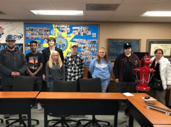CVO 2018 Indian Hill Student Tour