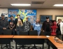 Clow Valve Hosts Foundry Tour For Local Students