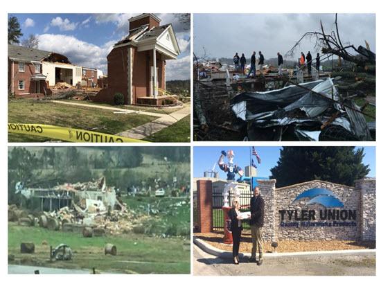 UFC 2018 Jcksonville, AL Tornado Relief