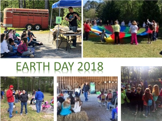 UFC 2018 Earth Day Event