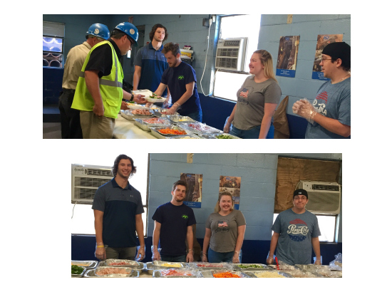 MDO 2018 Team Salad Day